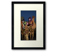 Spicy delights Framed Print