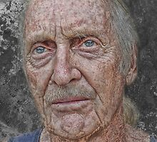 Rugged Portrait by JaninesWorld