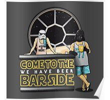 Come to the BAR side Poster