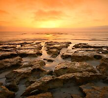 Point Impossible Sunrise  by RichardIsik