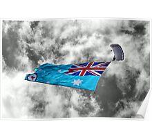 Sky Diver Poster