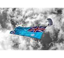 Sky Diver Photographic Print
