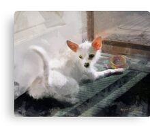 My Little Cutie ~ Maggie May Canvas Print