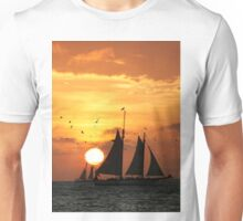Sunset Sail in Key West II T-Shirt