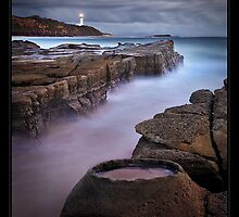 Soldiers Beach Light House by TimBolger