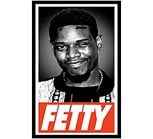 Fetty Photographic Print
