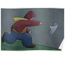 It Never Rains..... Poster