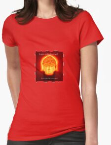 I am Enlightened Womens Fitted T-Shirt