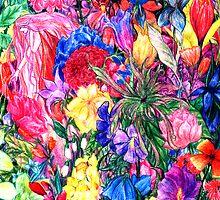 Flower Faerie by Rebecca Tripp