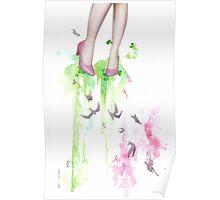 Autoritratto in Plastica Poster
