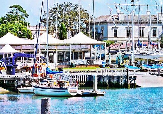 Williamstown, Victoria, Australia by © Helen Chierego