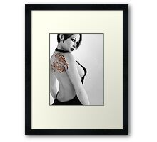 Sexy Back Framed Print