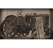 """Olden days"" Photographic Print"