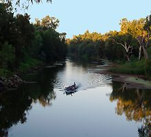 PADDLING THE MACQUARIE by Helen Akerstrom Photography