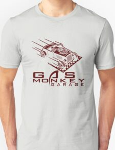 gas monkey garage retro funny T-Shirt