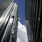 High Glass - Brisbane CBD Australia by Tricia Holmes