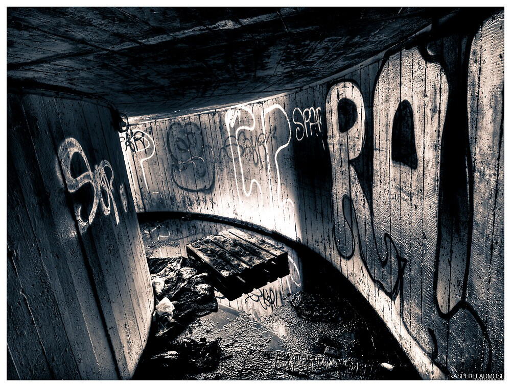 Death to abandoned #5 by KasperFladmose