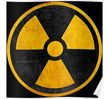 Nuclear Symbol, Nuke Icon Poster