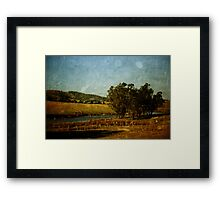 Rural Retreat Framed Print