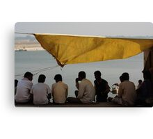 Afternoon Chai Canvas Print