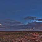 Best End Of The Day - Panoramic by Ben Mattner