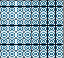 Blue Circles Pattern by xorbah