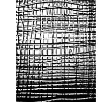 Abstract Lines Photographic Print