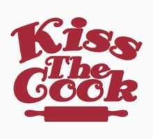 Kiss the cook One Piece - Short Sleeve