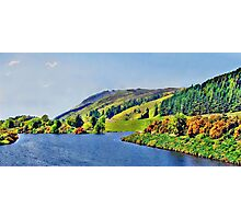 Beautiful Scotland Photographic Print