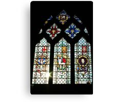 The Easter Window Canvas Print