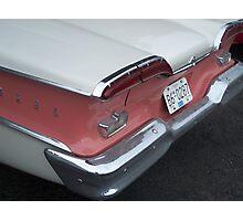 Edsel Backend Photographic Print