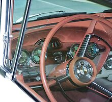 Edsel Dashboard by trueblvr