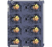 The Owl And The Moon iPad Case/Skin