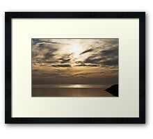 Early Flight Framed Print