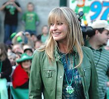 Bo Derek at the St Pat's Parade 2 by PhOtOgaljan