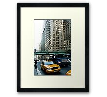 Everyday life 05 Framed Print
