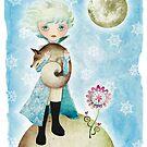 Wintry Little Prince by sandygrafik