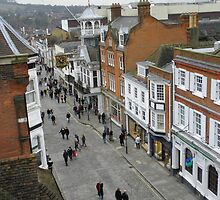 Guildford View by Paul Revans