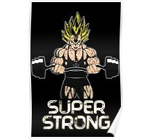 SUPER STRONG Poster