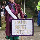 Damn Rebel Bitches by elisabeth tainsh