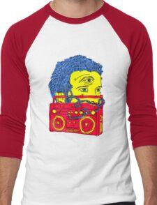 nun_2 Men's Baseball ¾ T-Shirt