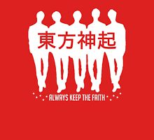TVXQ - Always Keep The Faith T-Shirt