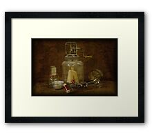 Built To Stand The Test Of Time Framed Print