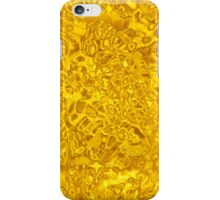 Golden Silk iPhone Case/Skin