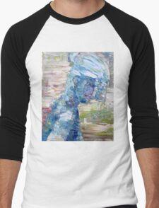 SUMMER BLUES GIRL Men's Baseball ¾ T-Shirt
