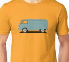 VW Barndoor Panel Van Unisex T-Shirt
