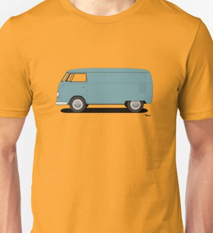VW Barndoor Panel Van T-Shirt