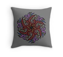 Flowers Are Red Throw Pillow