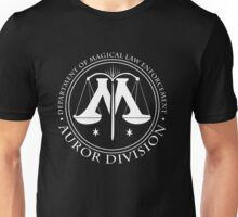 AUROR DIVISION Seal - white - (Harry Potter) Unisex T-Shirt