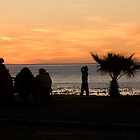 Green Point at sunset by davridan